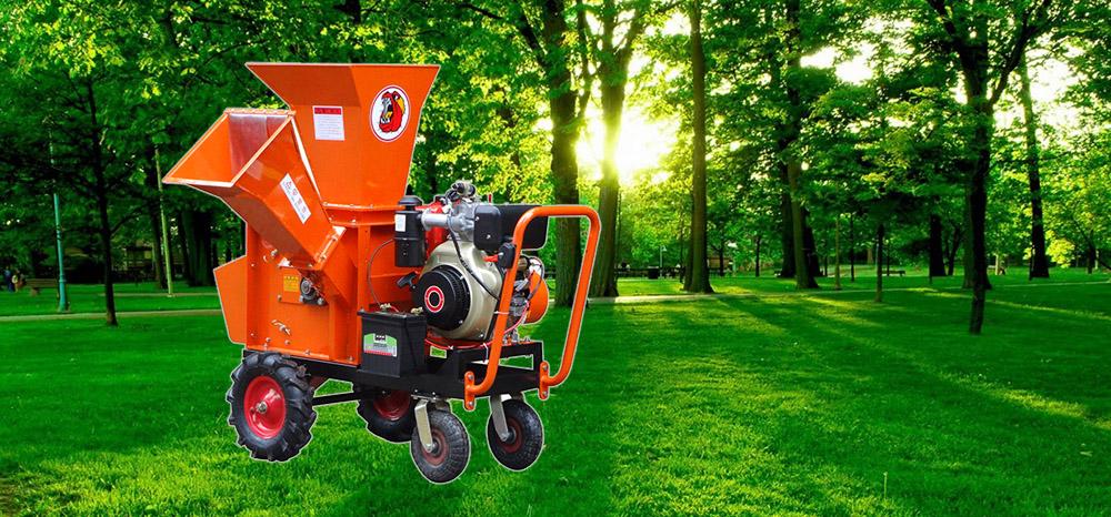 Wood Chipper BW-808Y| Bode Garden Machinery Co , Ltd | Bode